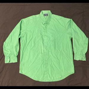 Versace Classic V2 Mens L/S Button Up Shirt Sz XL